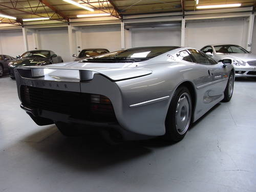 JAGUAR XJ220 WANTED Wanted (picture 1 of 1)