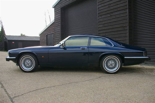 1991 Jaguar XJS 4.0 Automatic Coupe (32,343 miles) SOLD (picture 1 of 6)