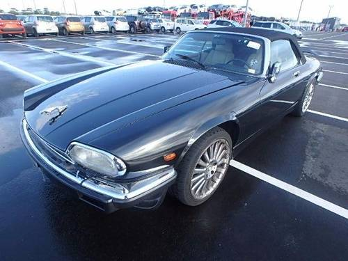 1991 JAGUAR XJS RARE IMPORTED CONVERTIBLE LHD XJ-S 5.3 V12 AUTO * For Sale (picture 4 of 6)
