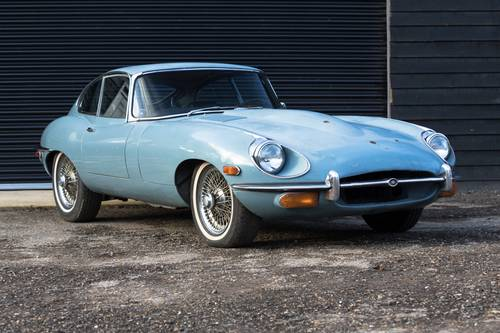 1968 Jaguar E-Type 4.2 Series 2 FHC SOLD (picture 1 of 6)