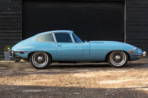 1968 Jaguar E-Type 4.2 Series 2 FHC SOLD (picture 2 of 6)