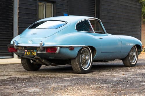 1968 Jaguar E-Type 4.2 Series 2 FHC SOLD (picture 3 of 6)