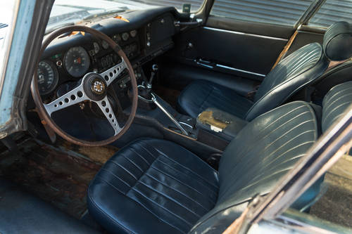1968 Jaguar E-Type 4.2 Series 2 FHC SOLD (picture 5 of 6)