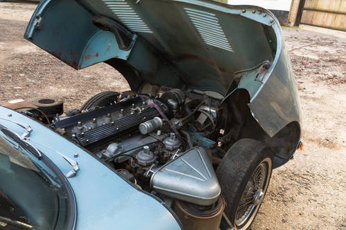 1968 Jaguar E-Type 4.2 Series 2 FHC SOLD (picture 6 of 6)