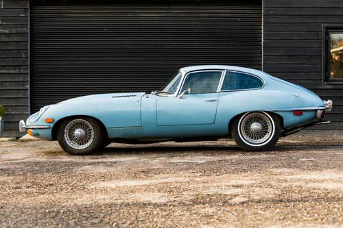 1968 Jaguar E-Type 4.2 Series 2 FHC SOLD (picture 4 of 6)