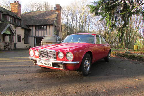 1978 Jaguar XJ6 Series 2 4,2 SOLD (picture 1 of 6)
