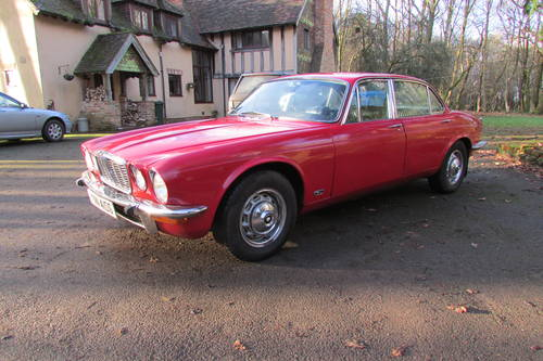 1978 Jaguar XJ6 Series 2 4,2 SOLD (picture 2 of 6)