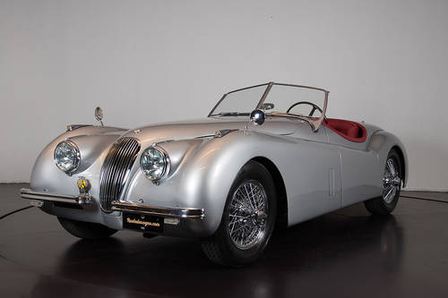 1951 Jaguar XK120 O.T.S. For Sale (picture 1 of 6)
