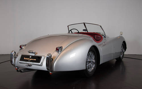 1951 Jaguar XK120 O.T.S. For Sale (picture 2 of 6)