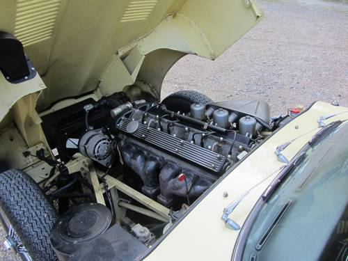 1969 Jaguar E-Type series 2 4.2 FHC For Sale SOLD (picture 6 of 6)