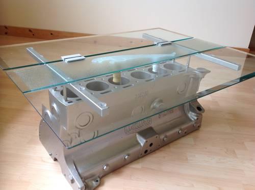 1967 Jaguar Mark 2 Engine Block Table For Sale (picture 1 of 5)