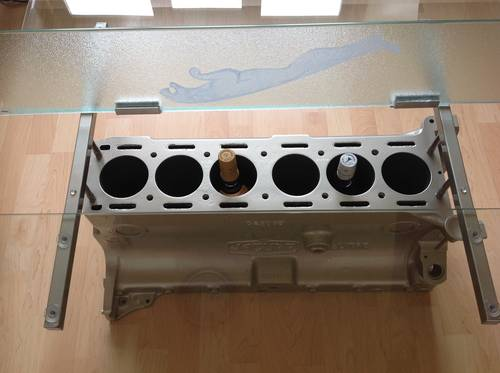 1967 Jaguar Mark 2 Engine Block Table For Sale (picture 3 of 5)