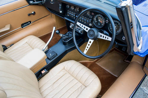 1973 Jaguar E-Type Series III V12 Roadster (RHD) For Sale (picture 4 of 6)