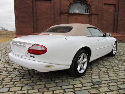 1997 JAGUAR XK8 IMPORTED CONVERTIBLE AUTO * LEFT HAND DRIVE  For Sale (picture 3 of 6)