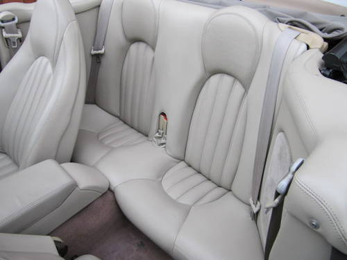 1997 JAGUAR XK8 IMPORTED CONVERTIBLE AUTO * LEFT HAND DRIVE  For Sale (picture 6 of 6)