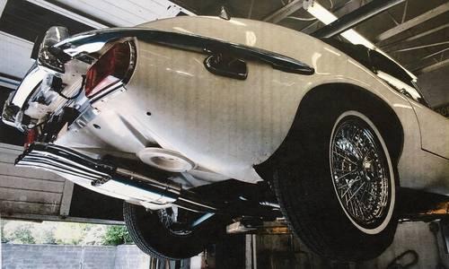 1973 Jaguar E 5,3 V12 Roadster  SOLD (picture 6 of 6)