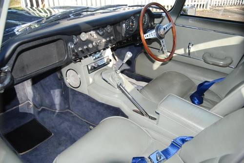 1963 Jaguar E-type S1 3.8 FHC, RHD, Matching Nos, History For Sale (picture 2 of 6)