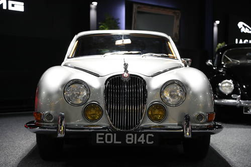 1964 JAGUAR S-TYPE 3.8S For Sale (picture 1 of 6)