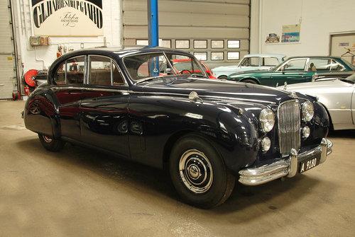 1953 Jaguar Mark VII LHD For Sale (picture 1 of 6)