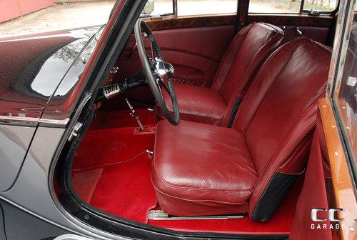 1950 Jaguar Mark V (MK V) LHD For Sale (picture 3 of 6)