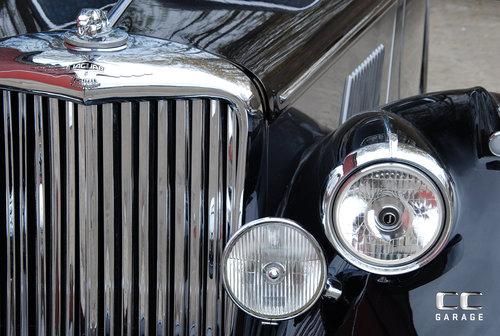 1950 Jaguar Mark V (MK V) LHD For Sale (picture 4 of 6)