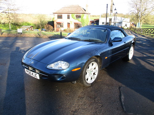 Jaguar XK8 1997 for sale For Sale (picture 1 of 6)