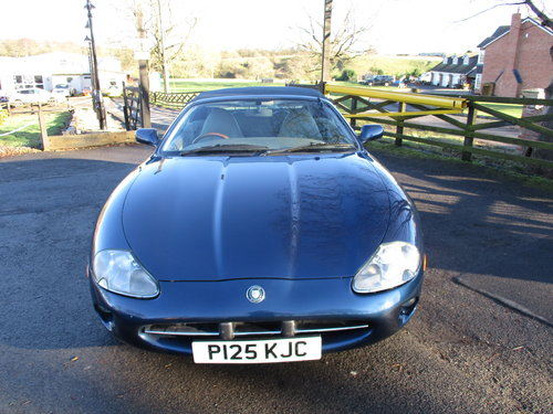 Jaguar XK8 1997 for sale For Sale (picture 2 of 6)