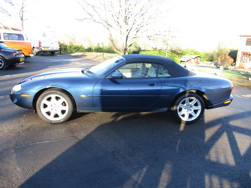 Jaguar XK8 1997 for sale For Sale (picture 4 of 6)