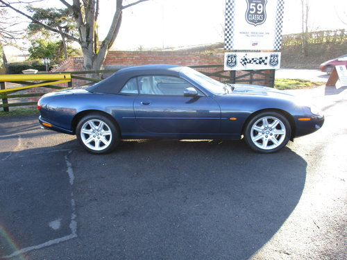 Jaguar XK8 1997 for sale For Sale (picture 5 of 6)