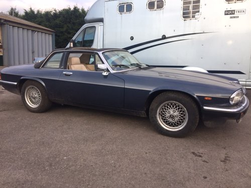 1988 XJS C V12 AUTO 88,000 MILES  SOLD (picture 1 of 5)