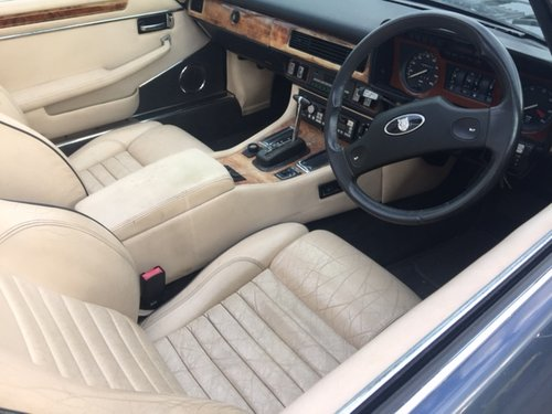1988 XJS C V12 AUTO 88,000 MILES  SOLD (picture 3 of 5)