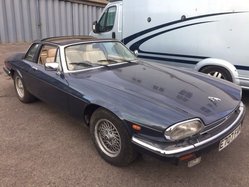 1988 XJS C V12 AUTO 88,000 MILES  SOLD (picture 5 of 5)