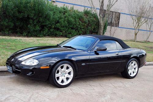 1998 Jaguar XK8 Convertible For Sale (picture 5 of 6)