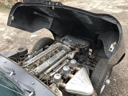 1965 Jaguar E-Type S1 4.2 Roadster For Restoration SOLD (picture 6 of 6)