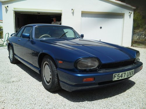1989 Jaguar XJR / XJRS (Jaguar Sport) For Sale (picture 2 of 6)