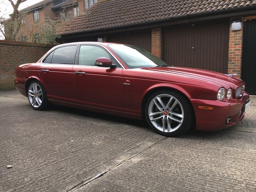 2008 Jaguar X358 4.2 Saloon 69k immaculate condition For Sale (picture 1 of 6)