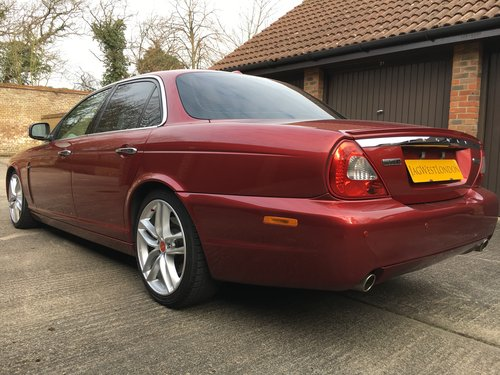 2008 Jaguar X358 4.2 Saloon 69k immaculate condition For Sale (picture 2 of 6)