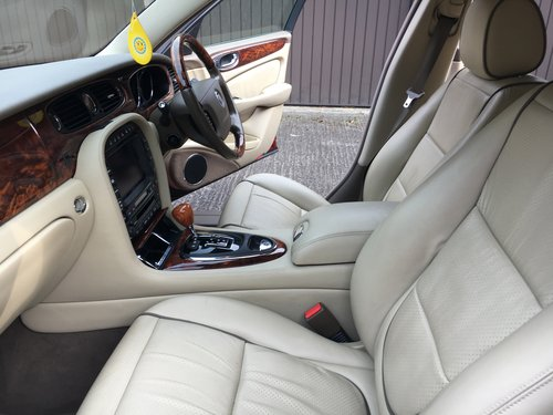 2008 Jaguar X358 4.2 Saloon 69k immaculate condition For Sale (picture 3 of 6)
