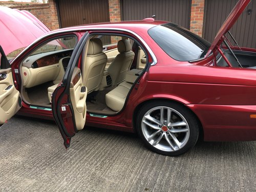 2008 Jaguar X358 4.2 Saloon 69k immaculate condition For Sale (picture 6 of 6)