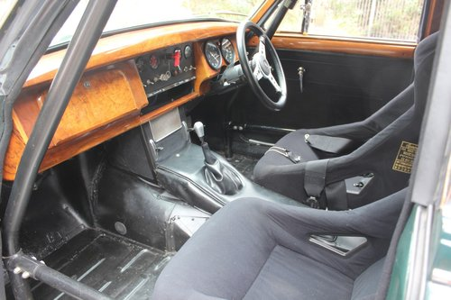 Jaguar 3.8 MKII 1964 Historic Touring Car For Sale (picture 6 of 6)