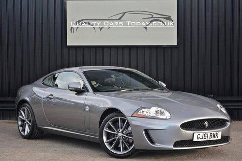 2011 Jaguar XK 5.0 V8 Special Edition E Type 50th Anniversary For Sale (picture 1 of 6)
