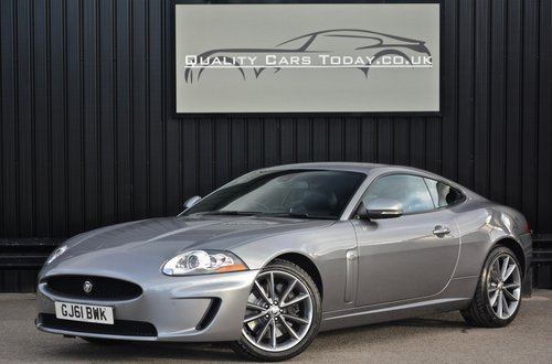2011 Jaguar XK 5.0 V8 Special Edition E Type 50th Anniversary For Sale (picture 2 of 6)