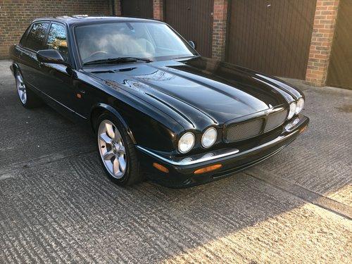 Jaguar XJR August 2002 For Sale (picture 6 of 6)