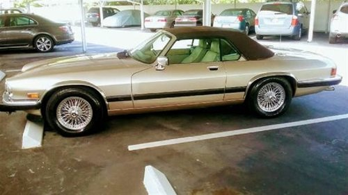 1991 Jagua XJ6 Convertible For Sale (picture 1 of 6)