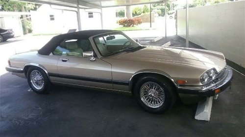 1991 Jagua XJ6 Convertible For Sale (picture 2 of 6)