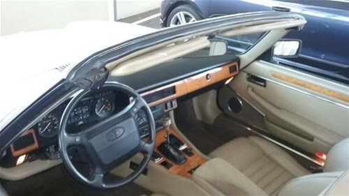 1991 Jagua XJ6 Convertible For Sale (picture 5 of 6)