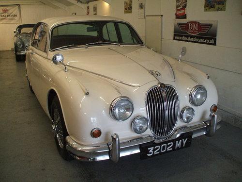 1961 Jaguar MK2  For  Sale. SOLD (picture 2 of 6)