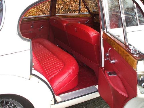 1961 Jaguar MK2  For  Sale. SOLD (picture 3 of 6)