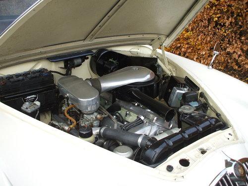 1961 Jaguar MK2  For  Sale. SOLD (picture 5 of 6)