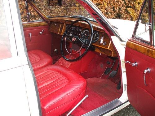 1961 Jaguar MK2  For  Sale. SOLD (picture 6 of 6)
